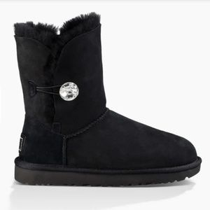 Ugg Bailey Button Bling Boot